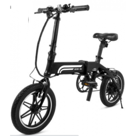 Swagtron Lightweight Folding Electric Bike