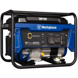 Westinghouse 3600/4650W Portable Generator