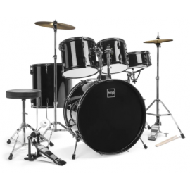 5-Piece Full Size Adults Drum Set