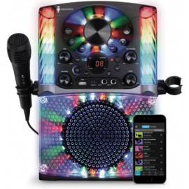 Singing Machine Bluetooth CD+G Karaoke System