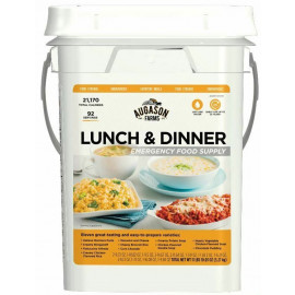 Augason Farms Lunch & Dinner Emergency 11.03 lbs Food Supply