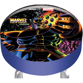 Arcade1UP Marvel Adjustable Stool